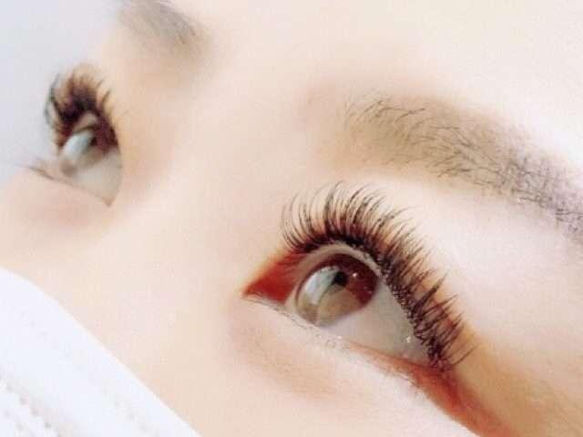 polka...eyelash